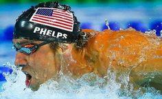 Blog Esportivo do Suíço: Federação confirma ausência de Phelps no Pan e no Mundial de Natação