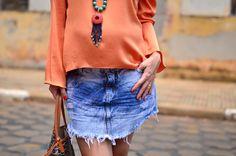 look - look gravida - keep a secret blog - lili paiva - jeans