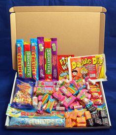 Retro-Sweets-Gift-Box-Birthday-Present-Hamper-Christmas-Present-Candy