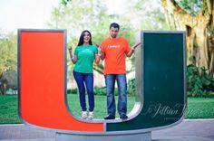 Miami Engagement Photographer - University of Miami_023