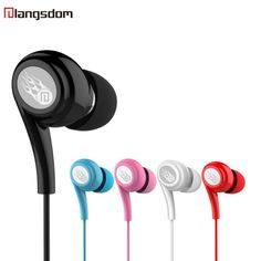 >> Click to Buy << Original Langsdom JD91 hifi Super Bass Earphone For iPhone 6 6S Samsung xiaomi position stereo Headset with microphone earbuds #Affiliate