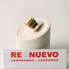 Anillo de segunda mano de oro de 18 kilates E275749A | Tienda online de segunda mano en Barcelona Re-Nuevo
