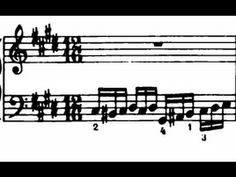 JS Bach / Malcolm Hamilton, 1964: Prelude and Fugue No. 28 in C-sharp minor, BWV 873