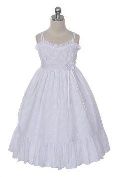 Kid's Dream Casual Sundress Summer Girl Dress
