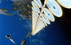 Wireless Electricity: Japan Exploring Beaming Solar Energy From Space