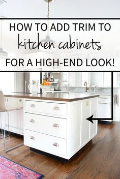 add trim to kitchen cabinets kitchen on subway tiles open shelving and 10455