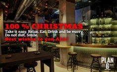 #Christmas #Wishes #Plan_B  Card design: Roula Gkioni