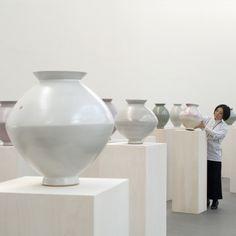 Moon Jar, Yugyeom, Got7, Jae Lee, Coil Pots, Ceramic Workshop, Geometric Form, Installation Art, Art Education