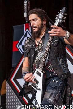 Robb Flynn ~ Machine Head | This man is beautiful