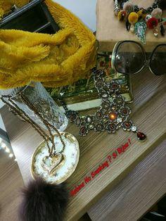 Dettagli #sabinanosmokingsibijou collane girocollo boho stile