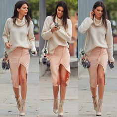 Outfit  #KendallJenner #Spotted #CasualCelebStyl #CelebStreetStyl