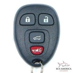Keyless2Go Keyless Entry Universal Remote Car Key Fob for Select GM Vehicles That use OUC60270 /& OUC60221 15913421 20868672