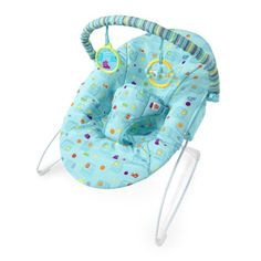 Bright Starts Playmates in the Park Bouncer from #norooni