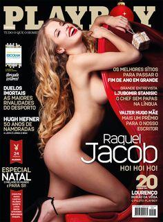 Raquel Jacob - Capa Dezembro/Janeiro 2012/2013