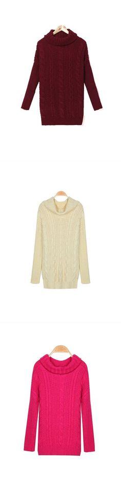 J cole sweaters zanzea woman turtleneck cable knitted long sleeve sweater #6x #sweaters #sweaters #edmonton #sweaters #kelana #jaya #t/0 #sweaters