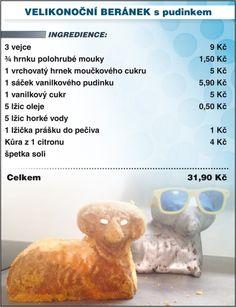 Levně a chutně s Ladislavem Hruškou - Velikonoční beránek