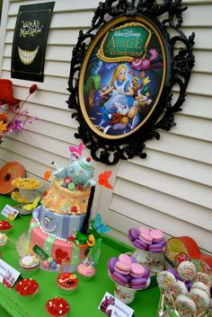 Alice in Wonderland / Mad Hatter Birthday Party Ideas | Photo 1 of 20
