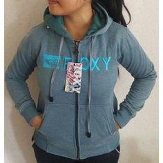 Jaket Ladies Premium Roxy Abu Muda  || Menyerupai Original, lambang Bordir, Bahan halus dan berbulu seperti ori, Resleting sesuai merk, dan nyaman dipakai || Ukuran M dan L ||  Minat??  Telp/WA: 085842323238 || BBM: 5B0B3B3D
