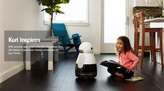 #Gadgets #CES2017 #Kuri Kuri aspira a ser un nuevo compañero robot para el hogar