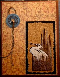 Crane by Jenabeth - Cards and Paper Crafts at Splitcoaststampers
