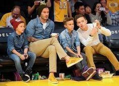 david Beckhams kids are gorh