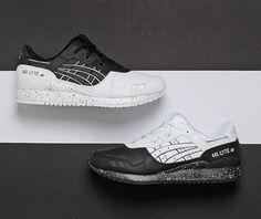Asics Gel Lyte III Shoes – Oreo Pack