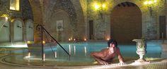 Venturina (Toscana).CALIDARIO - Terme Etrusche - Thermarium, Sorgente Naturale acqua termale