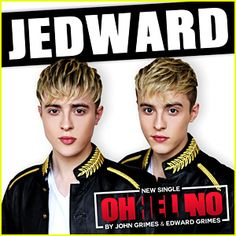 Check out this brand new song from Jedward! The 22-year-old twins — John and Edward Grimes — debuted Oh Hello ...
