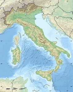 Mt. Stromboli is located in Italy