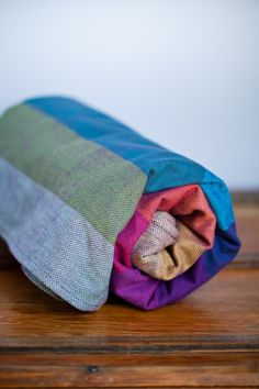 Northern Lights: my first experience in a ring sling and still one of my favorites.