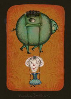 Natalia jankowisk Tweety, Bottle Opener, Illustrators, Character, Art, Something Borrowed, Grandparents, Buenos Aires Argentina, Libros