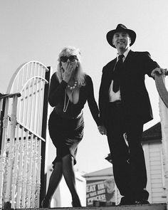 Girls just wanna have fun  . . . . #retro #retrostyle #retrocouple #retrowedding #alternativebride #alternativeweddingphotographer #alternativegirl #vintageclothing #vintagestyle #1950sstyle #shesaidyes #engagementshoot #preweddingphoto #prewedding #love #southportpier #documentaryphotographer #lovewhatido #rocknrollbride