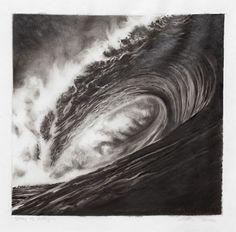 PHILLIPS : NY010813, ROBERT LONGO, Study of Hell's Gate
