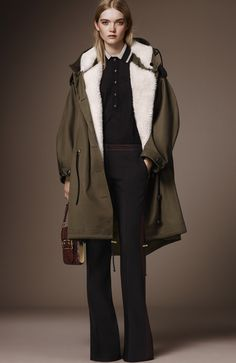 Burberry, Look #12