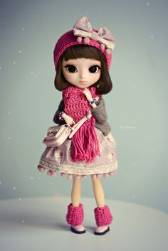 Cute Pullip Doll <3