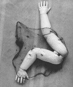 """grigiabot: """" Hans Bellmer Jointure à boule,La poupée 1935-1936 """""""