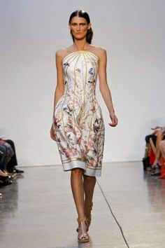Thakoon Spring Summer Ready To Wear 2013 New York