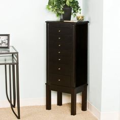 (click twice for updated pricing and more info) Mirror Jewelry Armoires - Espresso Classic Jewelry Armoire http://www.plainandsimpledeals.com/prod.php?node=46795=Mirror_Jewelry_Armoires_-_Espresso_Classic_Jewelry_Armoire_-_EWB040 #jewelry_armoires