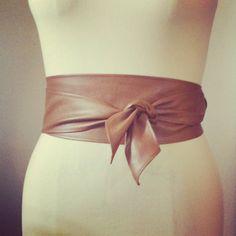 Sew Obi belt Wendy By Design Tutorial