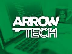 Arrow Tech - Logo by Sebastián Pizarro