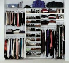 Trendy Ideas For Diy Wardrobe Closet Small Spaces Decor Walk In Closet Design, Bedroom Closet Design, Master Bedroom Closet, Bedroom Wardrobe, Wardrobe Design, Closet Designs, Master Bedrooms, Diy Bedroom, Trendy Bedroom
