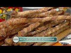 Medialunas de grasa y churrinches - YouTube