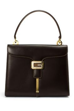 Vintage Gucci Leather Handbag