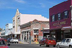 Silver City NM  Cute town