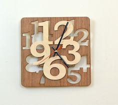 Fancy Lasercut clock