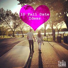 10 great fall date ideas