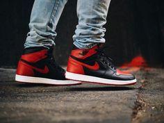 timeless design 9234b da3d3 Ways to Wear  Air Jordan 1 Bred