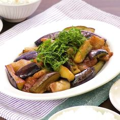 Japanese Side Dish, Japanese Dishes, Japanese Food, Tasty Videos, Food Videos, Shiso Recipe, Food Dishes, Side Dishes, Best Thai Food