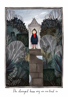 The Secret Garden, ed. Moderna, 2013 Brazil.