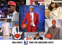 awesome_suits #NBA #basketball
